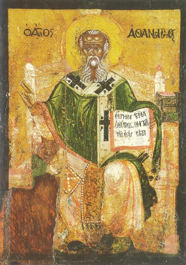 athanasius on the incarnation